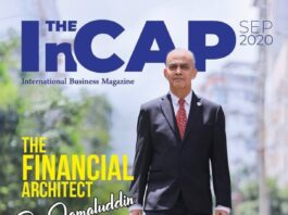 September 2020 Issue-The Financial Architect Dr. Jamaluddin Ahmed