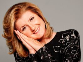 The Unstoppable Arianna Huffington
