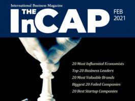 InCAP Ranking 2021 February Issue