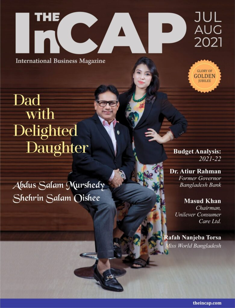 Cover Photo-The InCAP-July-August 2021 Issue